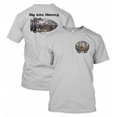 Relic Masters Dig into History Tee