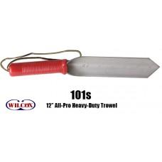 "Wilcox #101 12"" HEAVY DUTY TROWEL"
