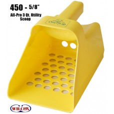 Wilcox #450-5/8 SCOOP WITH HOLES