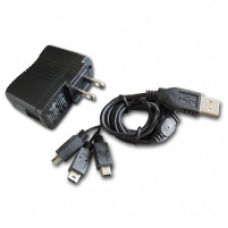 XP Charger 110v for Deus with USB 3 cable